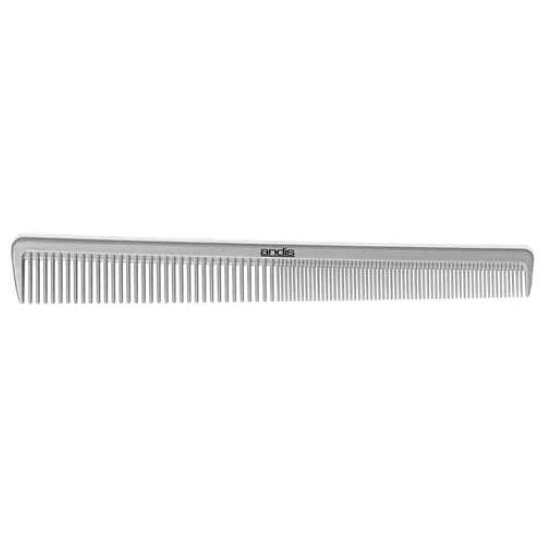 パワー鋸歯状市区町村Andis Grey Barber 12405 Tapering Comb [並行輸入品]