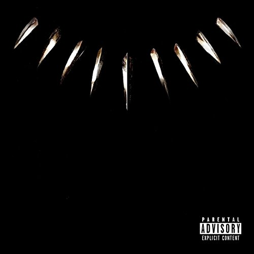 BLACK PANTHER THE ALBUM (MUSIC FROM AND INSPIRED BY) (SOUNDTRACK) [2LP] (180 GRAM, GATEFOLD) [12 inch Analog]