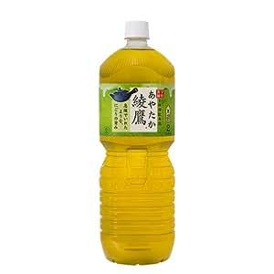 [2CS] コカ・コーラ 綾鷹 (2.0L×6本)×2箱