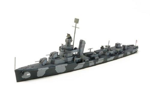 1/700 ウォーターラインシリーズ アメリカ海軍 駆逐艦 DD412 ハンマン 31911