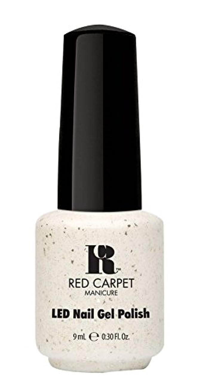 幹報復するクローンRed Carpet Manicure - LED Nail Gel Polish - Put a Slipper on It - 0.3oz / 9ml