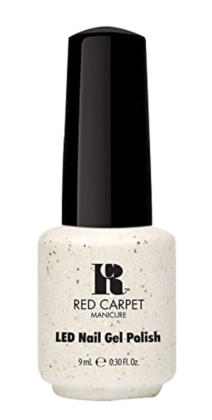 不良品君主コインRed Carpet Manicure - LED Nail Gel Polish - Put a Slipper on It - 0.3oz / 9ml