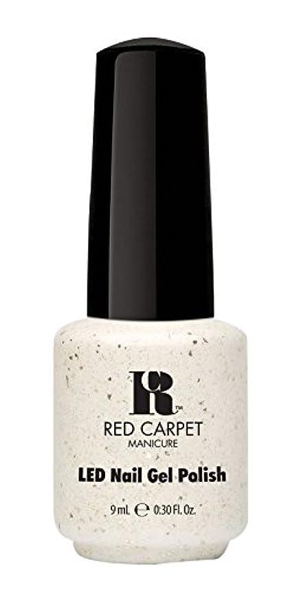 改修する欠如工場Red Carpet Manicure - LED Nail Gel Polish - Put a Slipper on It - 0.3oz / 9ml
