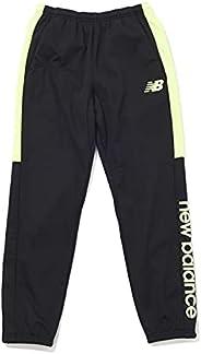 New Balance JJPF0483 Boys Stretch Bonding Warm-Up Long Pants (Fleece Lining)