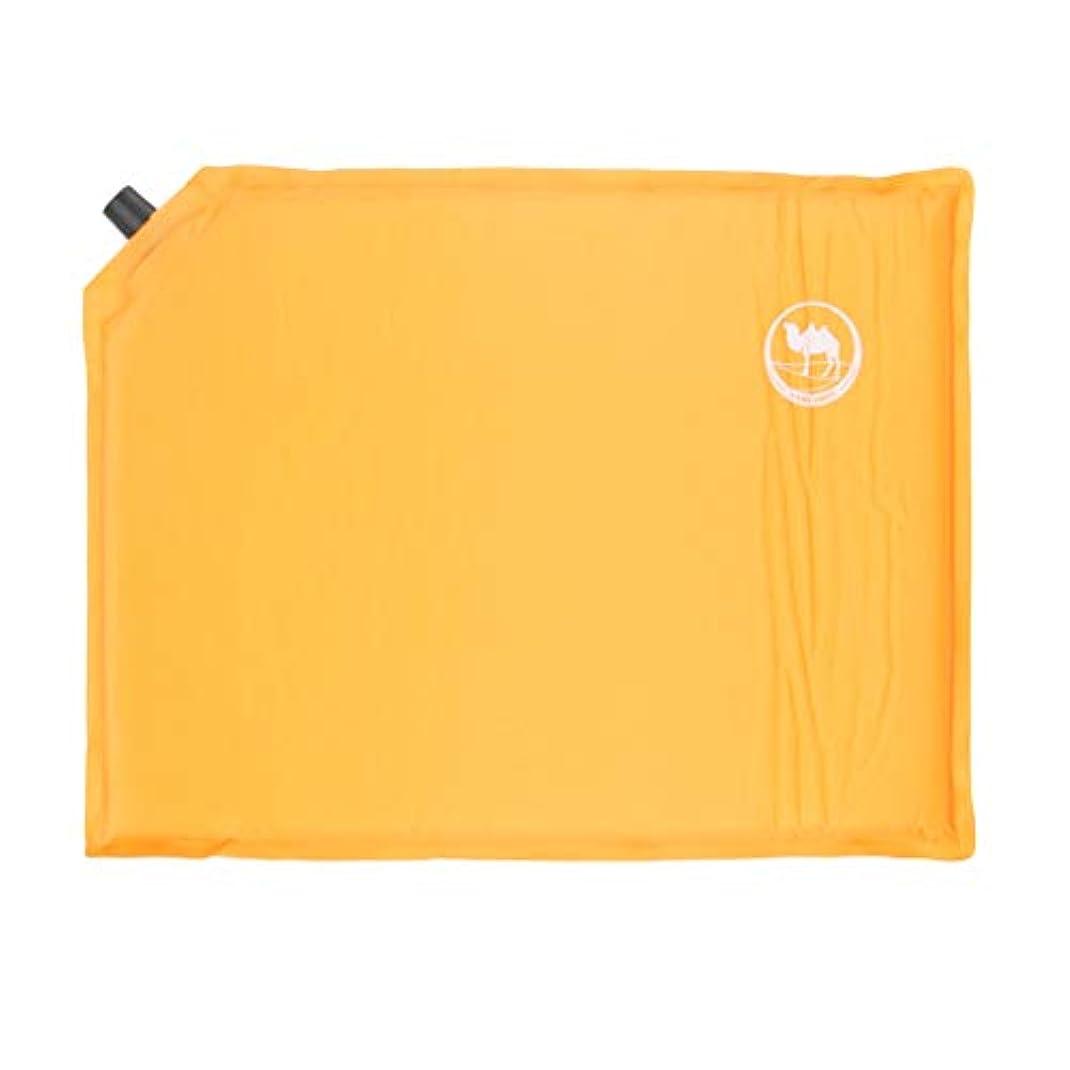 セブン病偽造FLAMEER インフレータブルパッド シートクッション エアーマット キャンプ用品 全3色