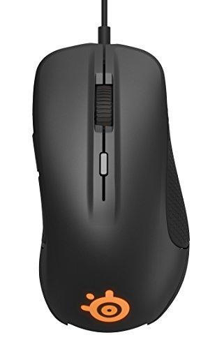 【国内正規品】ゲーミングマウス SteelSeries Rival 300 Black 62351