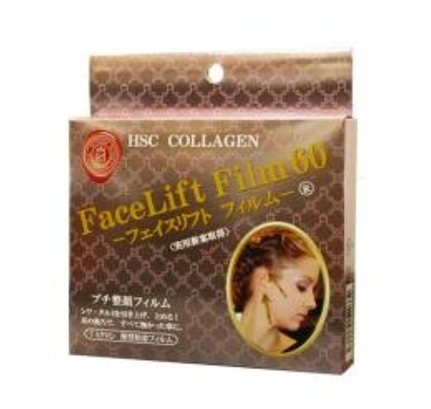 チップ組み込む保存HSC FaceLift Film 60(フェイスリフトフィルム60枚入)