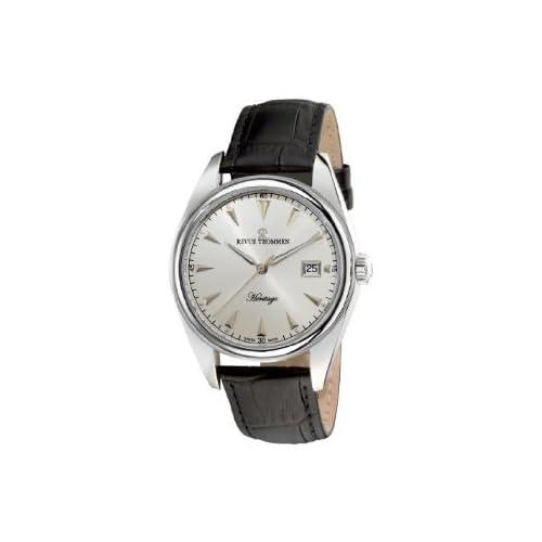 [レビュートーメン]Revue Thommen Men's 21010.2532 Heritage Watch 腕時計 [並行輸入品]