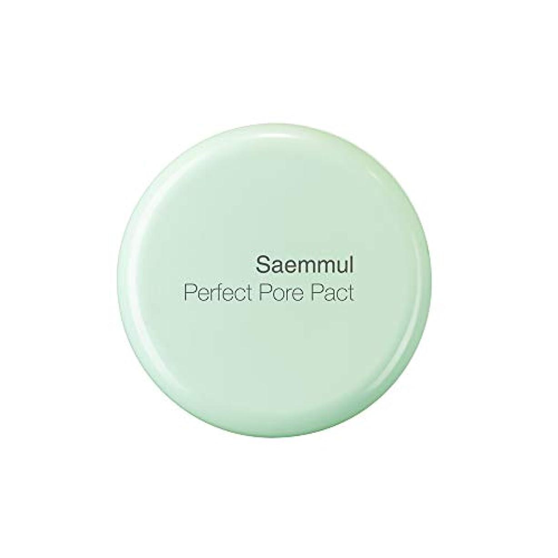 差別化する救出プロトタイプTHE SAEM(ザ セム) センムル パーフェクトポア パクト 12g