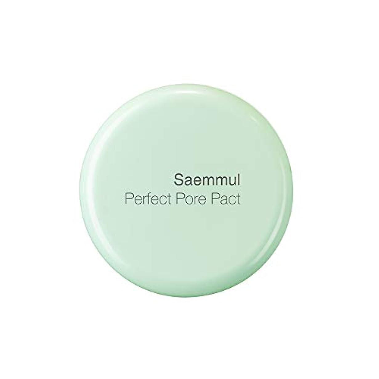 格納身元サーバTHE SAEM(ザ セム) センムル パーフェクトポア パクト 12g