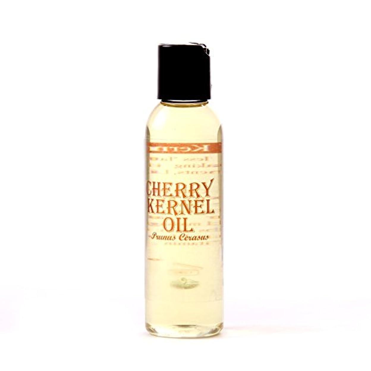 代表団ブレーキ繁雑Mystic Moments   Cherry Kernel Carrier Oil - 125ml - 100% Pure