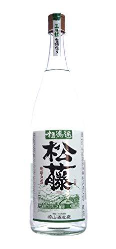 粗濾過 松藤 一升瓶 (1800ml) [ 焼酎 44度 沖縄県 ]