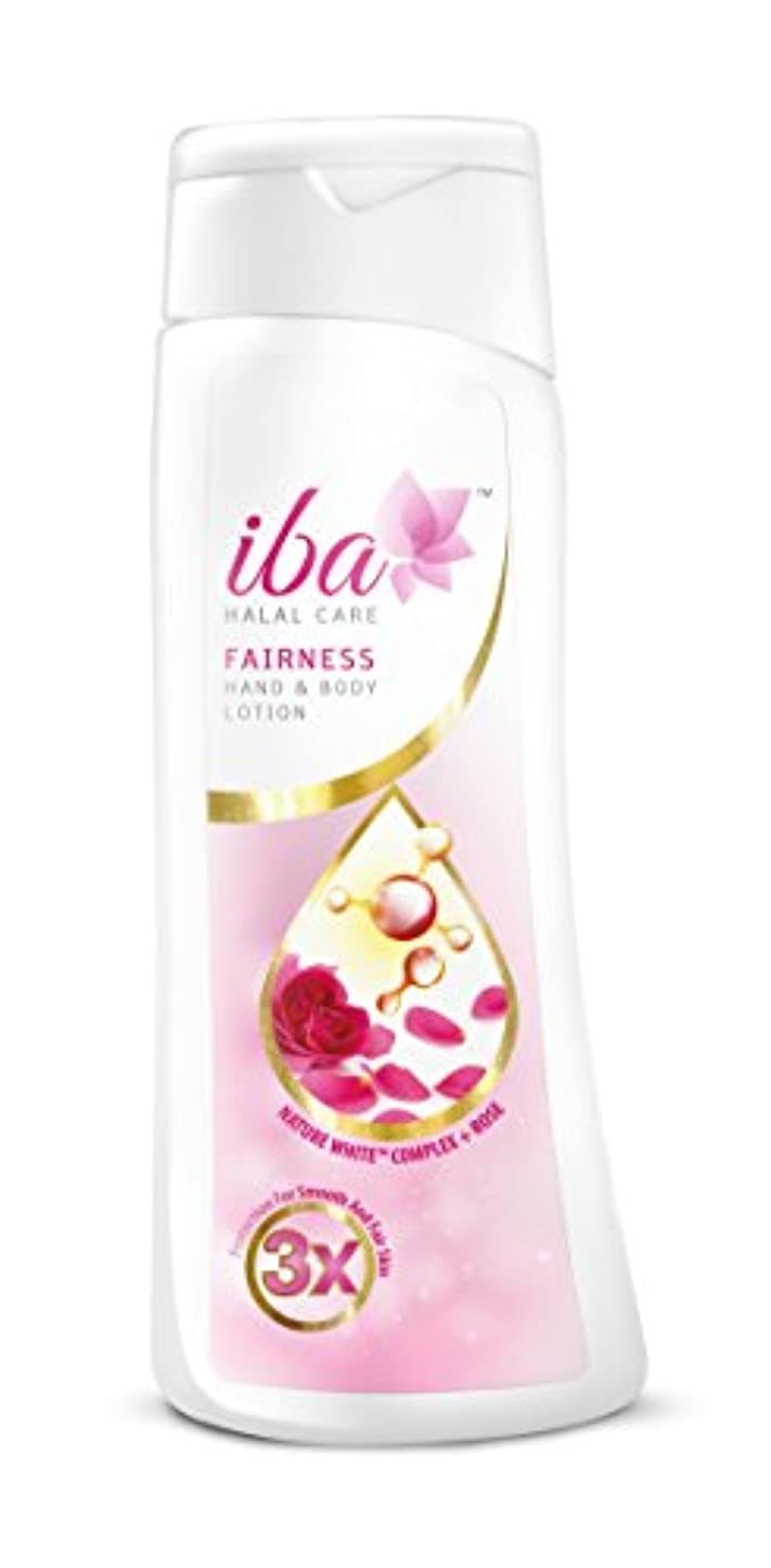 密接にスポーツマンスイッチIba Halal Care Fairness Hand and Body Lotion, 200ml