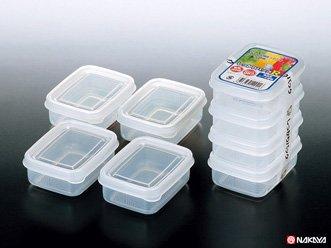 食品の保存に 小物の整理に 日本製 しっかりパック 4個入り...