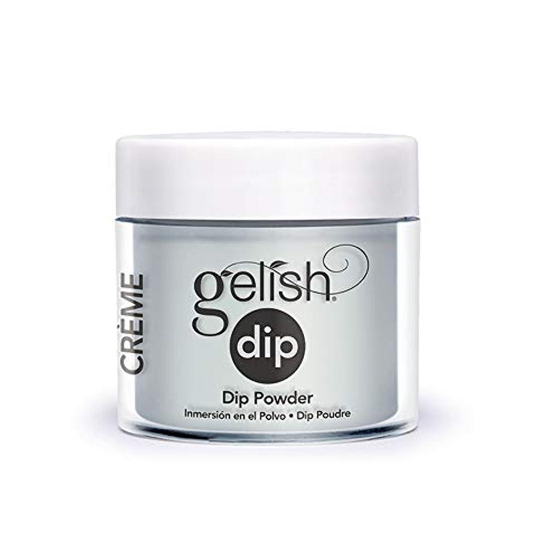 地下室動機付ける打たれたトラックHarmony Gelish - Acrylic Dip Powder - Sea Foam - 23g / 0.8oz