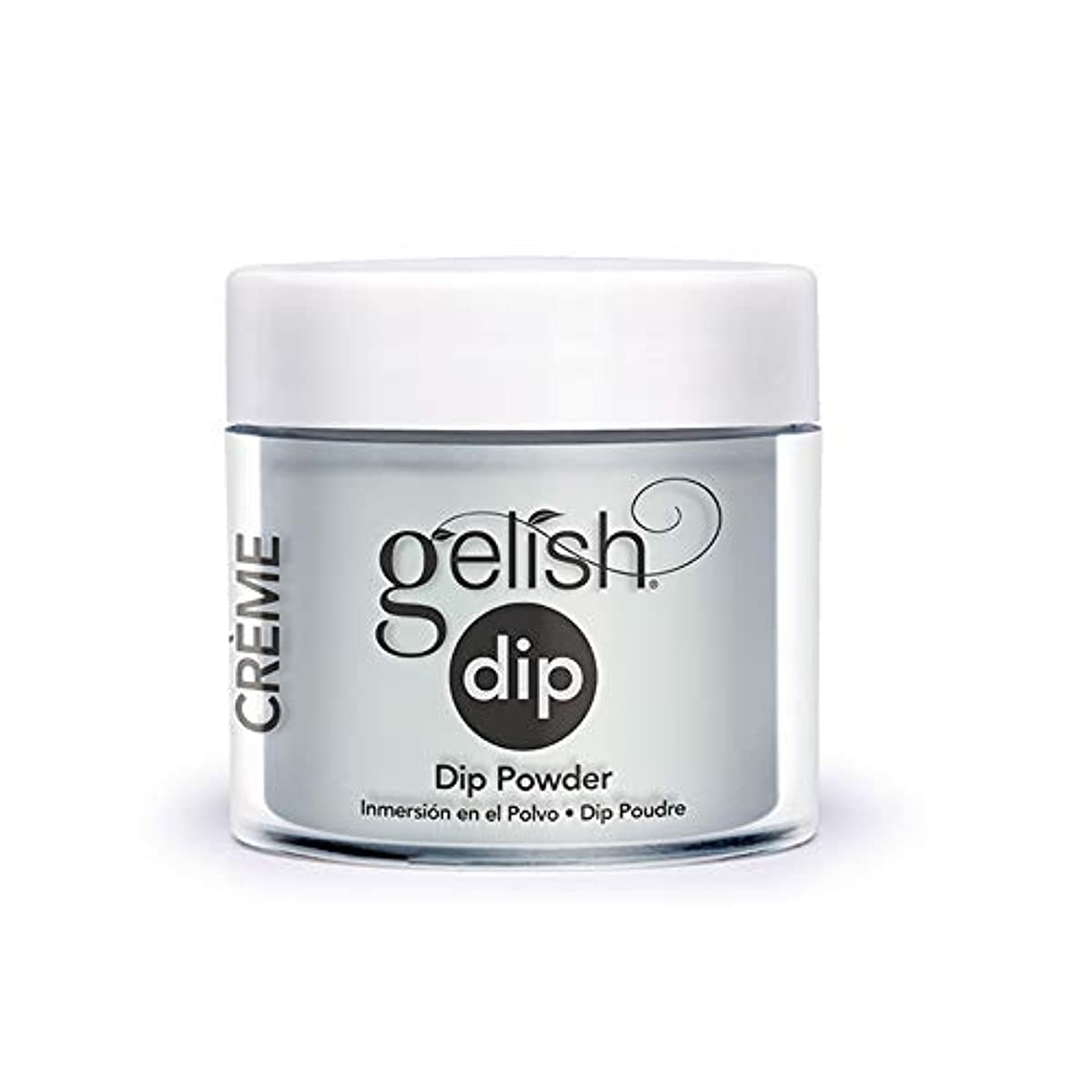 うめきレザー祈るHarmony Gelish - Acrylic Dip Powder - Sea Foam - 23g / 0.8oz