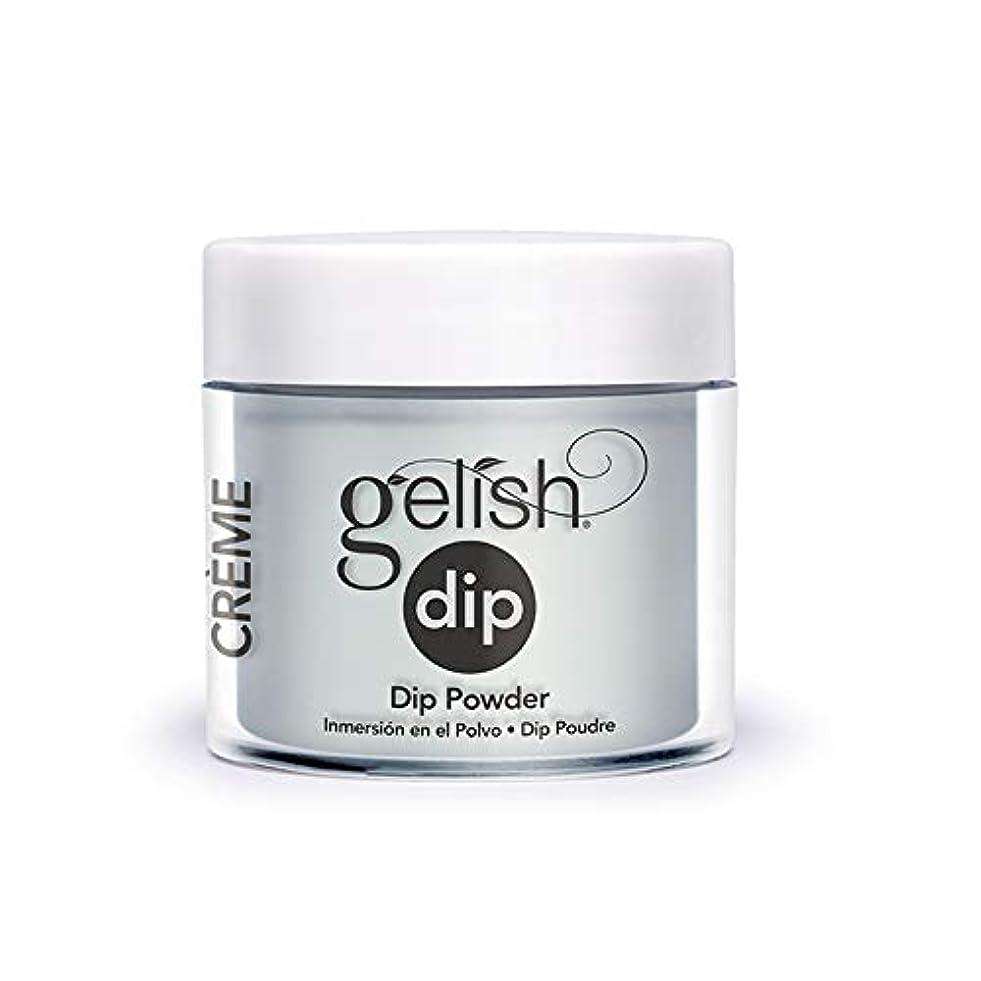 ハーネス簡略化する下位Harmony Gelish - Acrylic Dip Powder - Sea Foam - 23g / 0.8oz