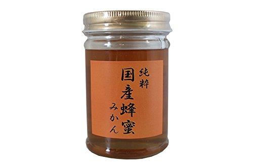 生野蜂蜜研究所 国内産 みかん蜂蜜 200g