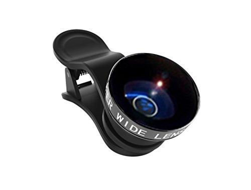 Kenko スマートフォン用交換レンズ REALPRO CLIP LENS スーパーワイド 0.4x クリップ式 165°超広角レンズ  KRP-04sw