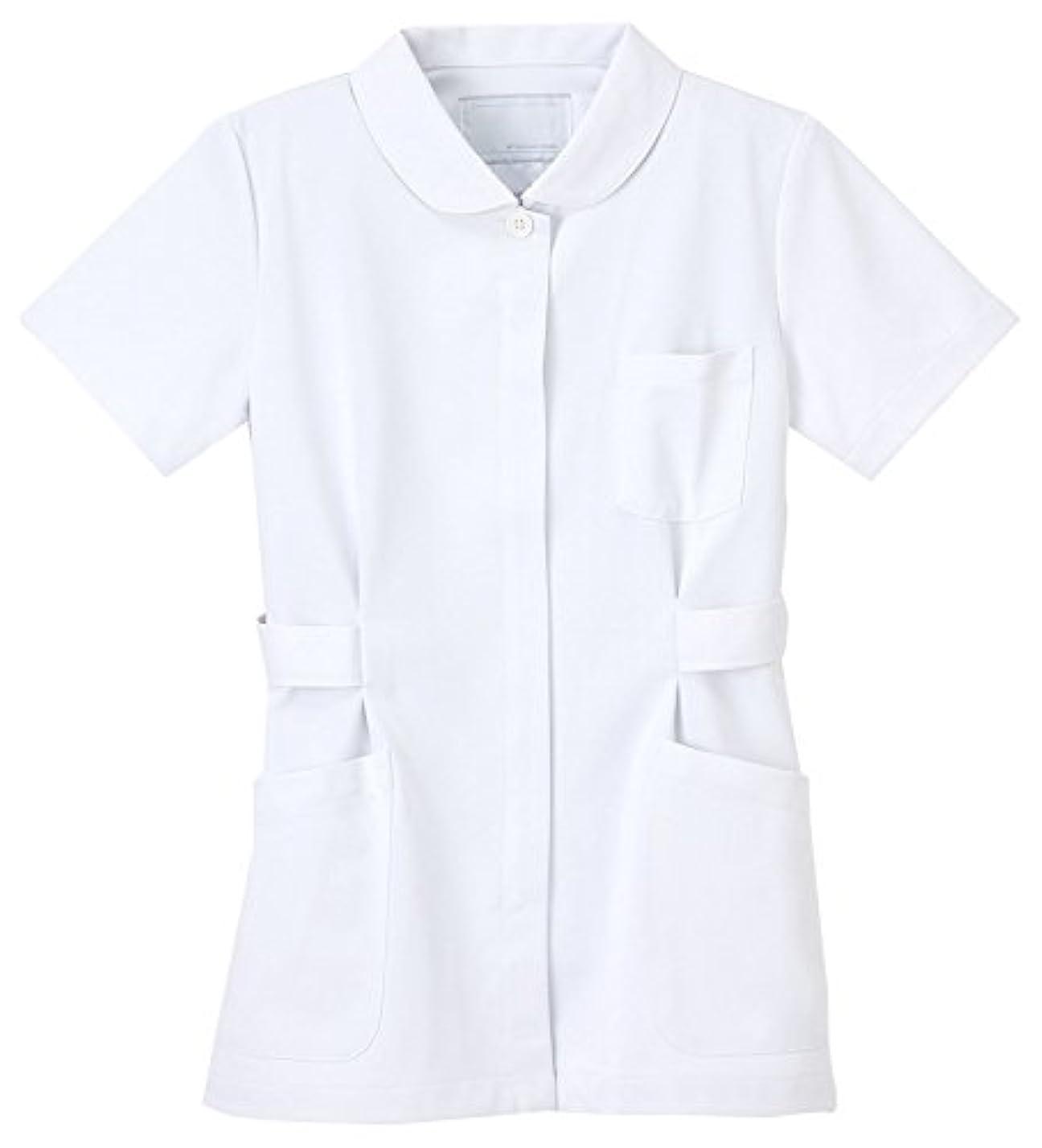 クスコ返済勧告ナガイレーベン NAGAILEBEN 女子上衣 HO-1912(LL) ホワイト