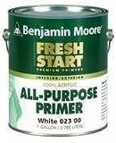 ベンジャミンムーア 水性 フレッシュスタート 万能プライマー白 19 L (塗料・ペンキ)