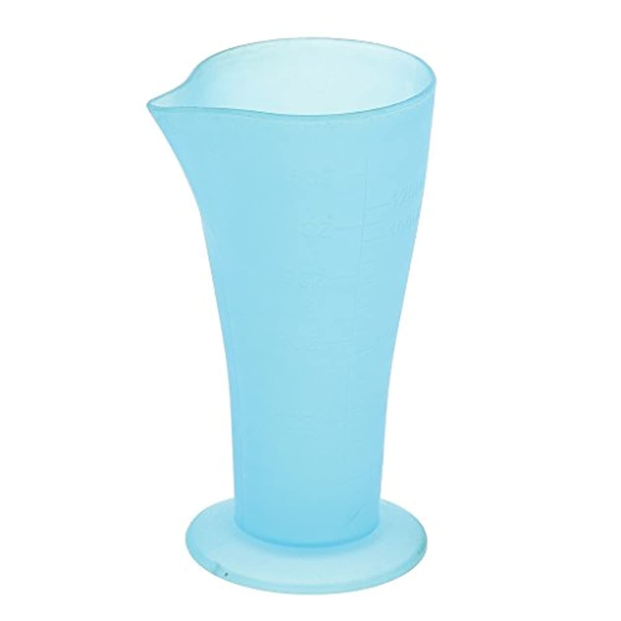 怒り混乱させるレーニン主義Baosity 計量カップ ヘアダイカップ プラスチック サロン 髪の色合い 色の混合用 読みやすい測定 再使用可能