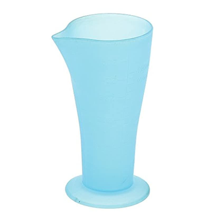 攻撃寛大な省計量カップ ヘアダイカップ ヘアカラーカップ 再使用可 120mL ヘアサロン