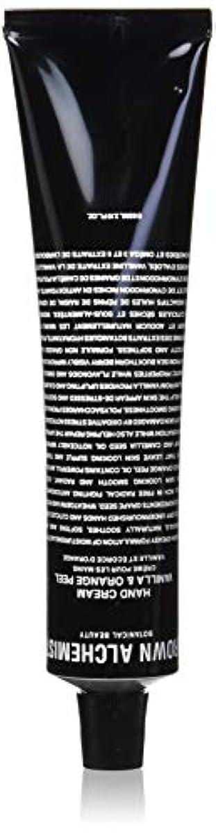 残忍な変色する読みやすさGrown Alchemist Hand Cream - Vanilla & Orange Peel 65ml/2.29oz並行輸入品