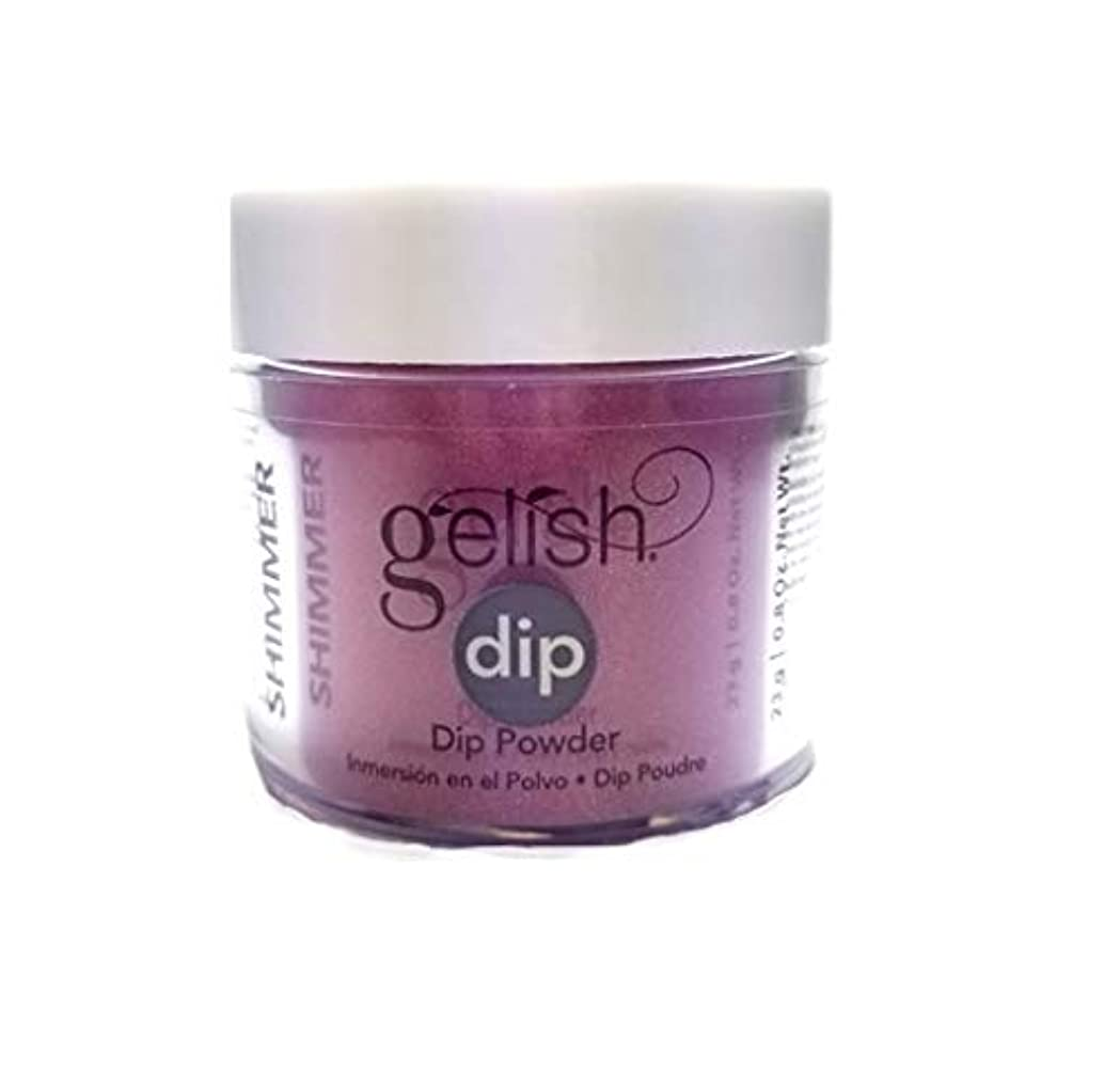 形顕現後退するHarmony Gelish - Dip Powder - A Tale Of Two Nails - 23g / 0.8oz