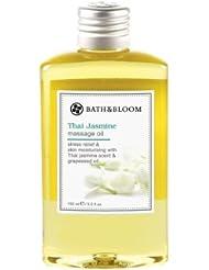 BATH&BLOOM タイジャスミン マッサージオイル 150mL