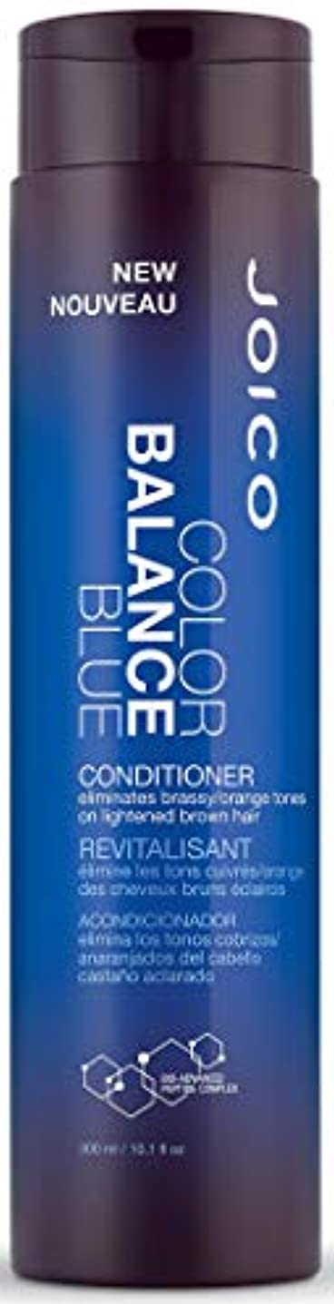 ファセット敬意を表するトラップColor Balance by Joico Blue Conditioner 300ml by Joico