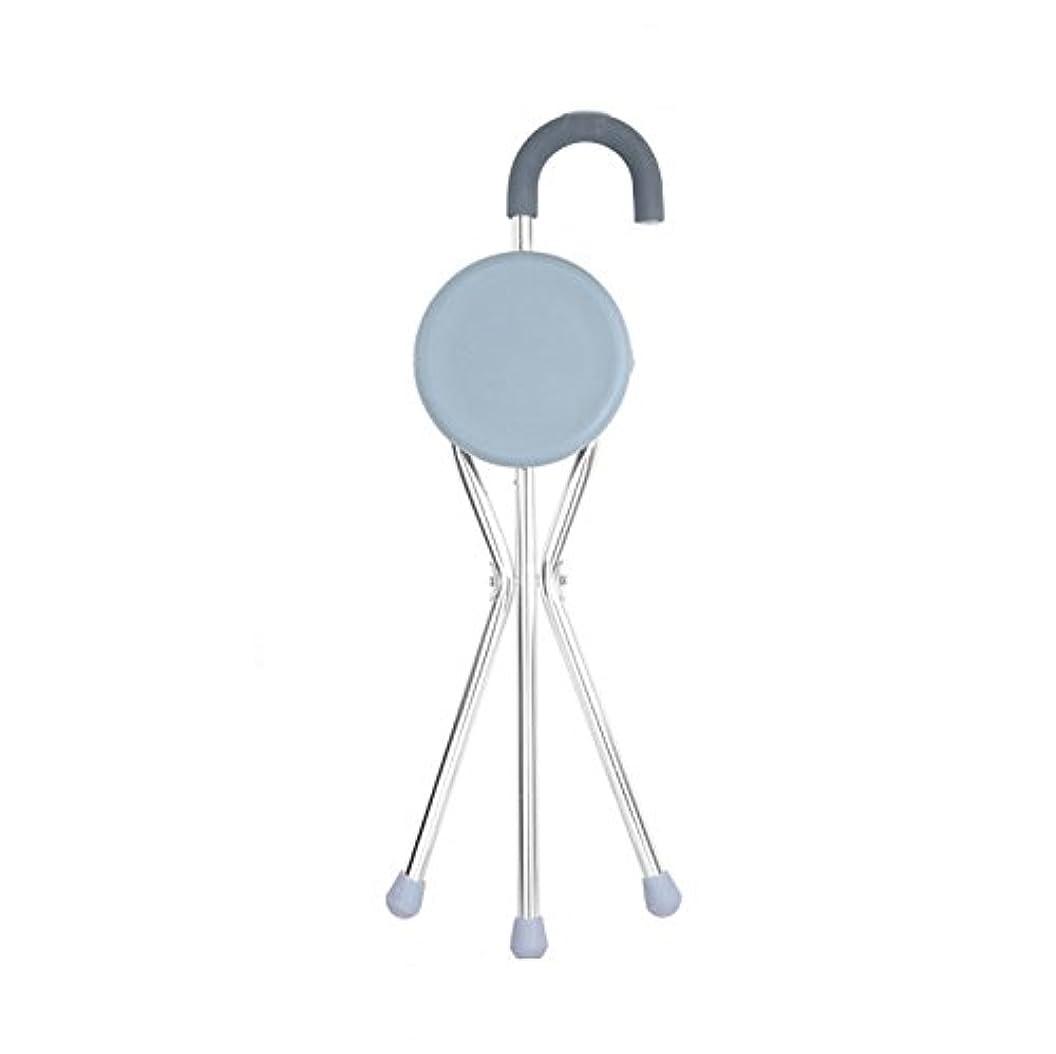 コマンドチャット心理的にスツールケーンで椅子の松葉杖オールドマンウォーキングスティック3足の多機能チェアスツールの松葉杖 (サイズ さいず : A83cm)