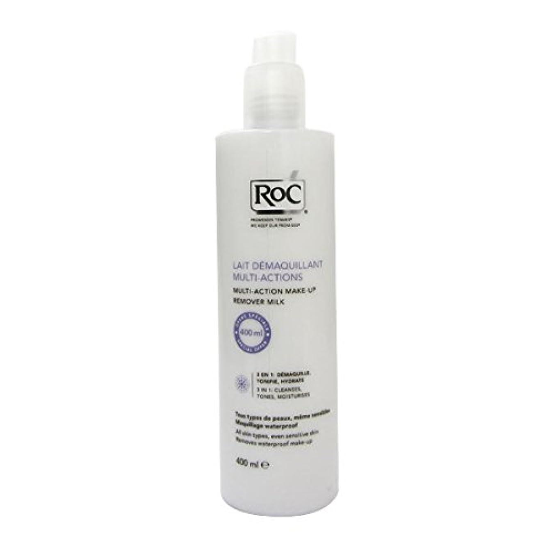 適応するハイランド洗練されたRoc Multi-function Cleansing Milk 400ml [並行輸入品]