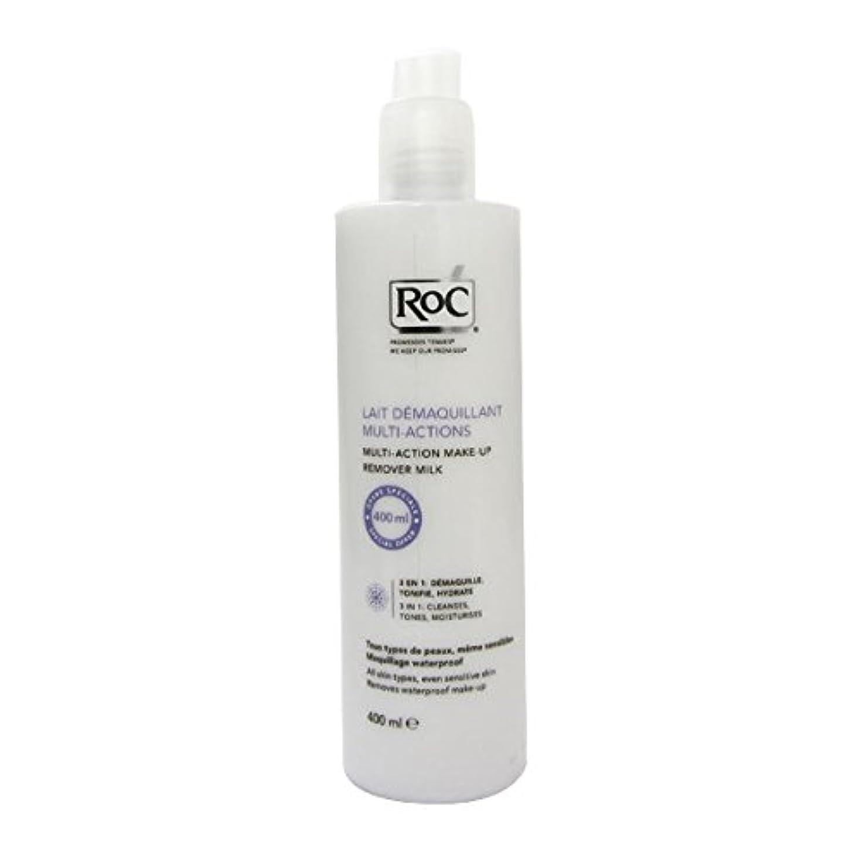 広告するに向けて出発特殊Roc Multi-function Cleansing Milk 400ml [並行輸入品]