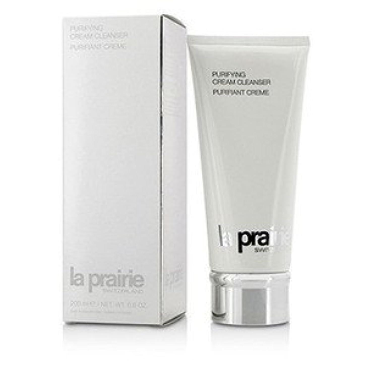 申し立てられたプレゼン環境La Prairie(ラ?プレリー) プリファイング クリームクレンジング 200ml/6.7oz [並行輸入品]