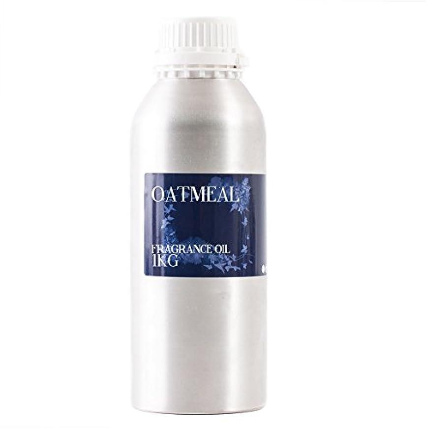 出席バーストきしむMystic Moments | Oatmeal Fragrance Oil - 1Kg