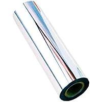 BloomingDays 割れない鏡 貼る 鏡 幅50㎝ × 長さ1m 厚さ 0.2mm ミラーシート 防水 ウォールステッカー 壁紙 リフォーム ディスプレイ DIY 1m