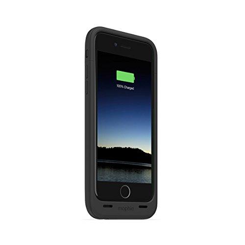 日本正規代理店品・保証付mophie juice pack plus for iPhone 6 (4.7インチ) ブラック MOP-PH-000071