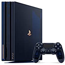 PlayStation 4 Pro 500 Million Limited Edition【Amazon.co.jp限定】オリジナルカスタムテーマ 配信
