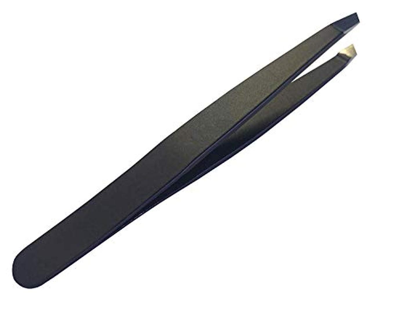 気候の山変形する納屋ブラックヘッド リムーバー 毛抜き 高級ピンセット ステンレス製