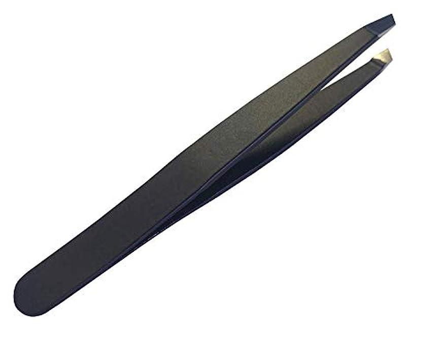 旋律的岩受けるブラックヘッド リムーバー 毛抜き 高級ピンセット ステンレス製