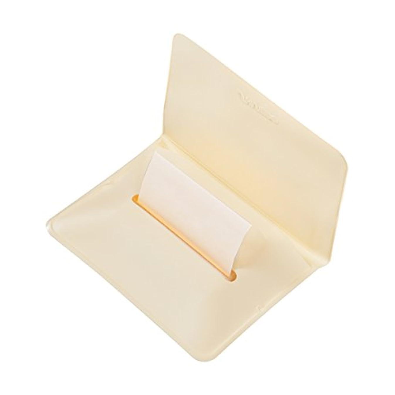 ゴミ箱を空にするまもなく健康的資生堂 紙おしろい(プルポップ)001 オークル 65枚入