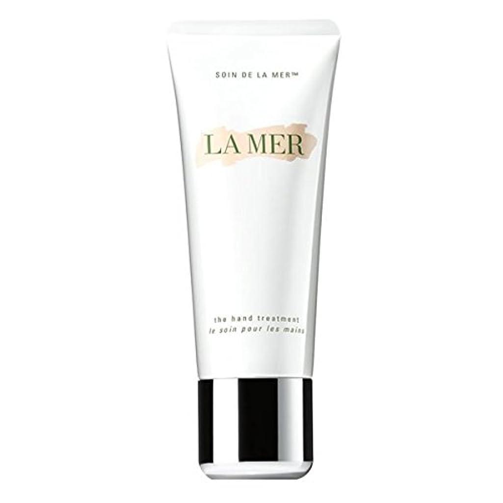 スカーフ男らしさつかの間La Mer The Hand Treatment 100ml [並行輸入品]