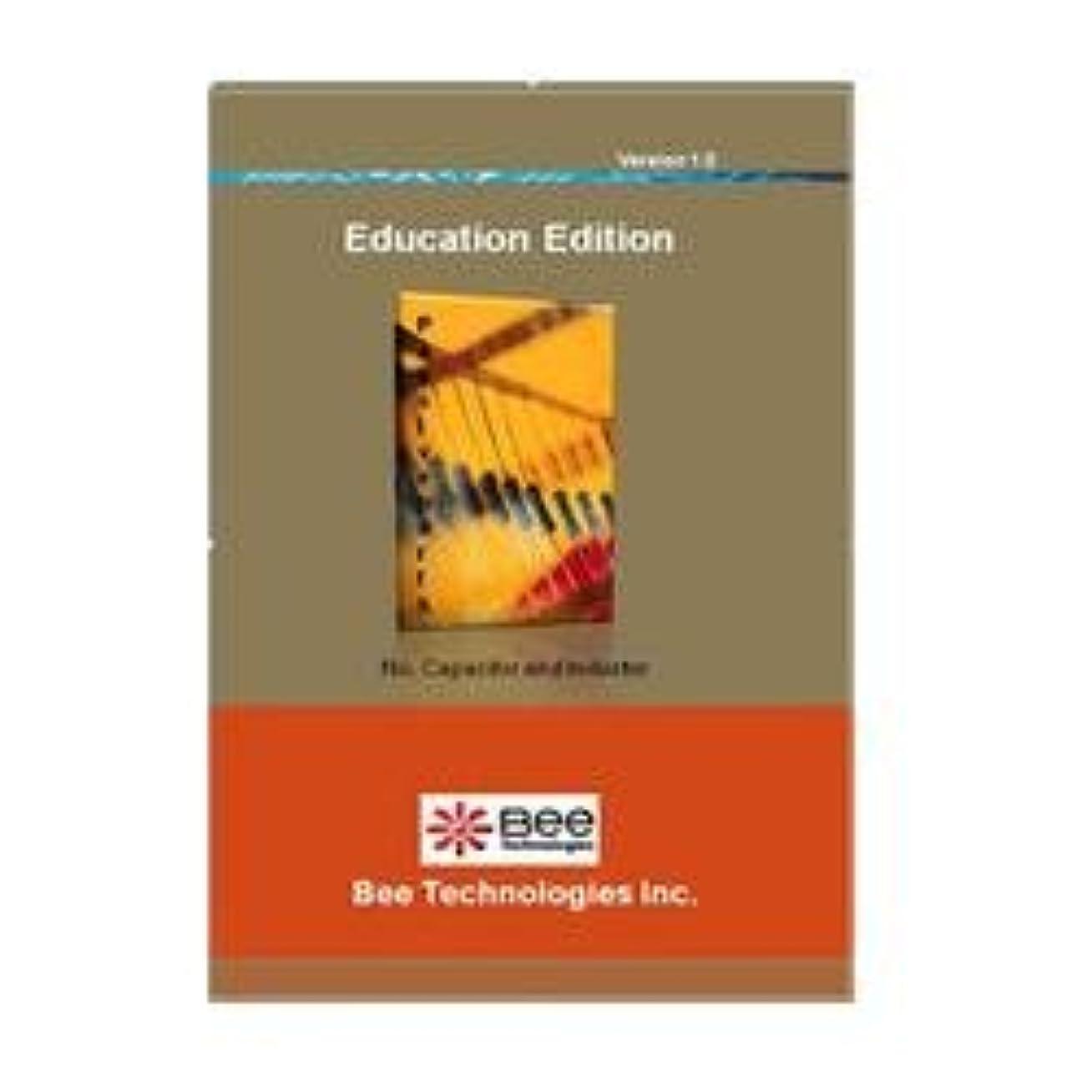 グラフィック頑固な注意【SPICE】Bee Technologies デバイスモデリング教材 受動部品モデル編 【DM-010】