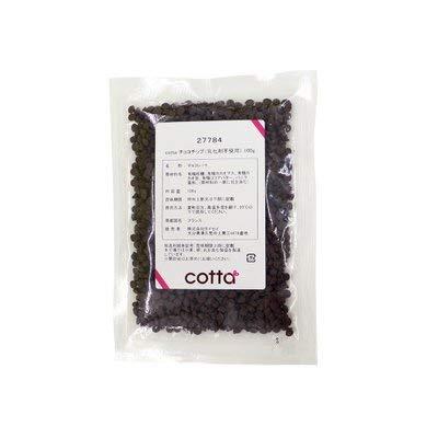 cotta チョコチップ (乳化剤不使用) 100g