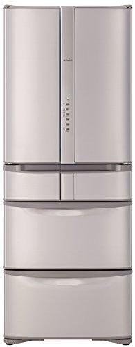 RoomClip商品情報 - 日立 冷蔵庫 大容量505L フレンチ6ドア ステンレスシャンパン R-F510G SN