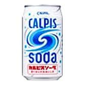 カルピスソーダ 350ml×24本