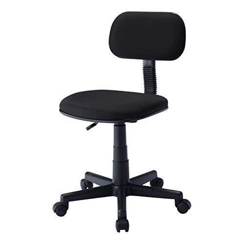 サンワサプライ オフィスチェア OAチェア ブラック SNC-A1BK