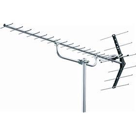 DXアンテナ UHF20素子アンテナ 中・弱電界用 UA20P3