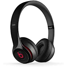 Beats Solo 2.0 On-Ear Headphones Beats Solo 2 On-Ear Headphone One Size Black
